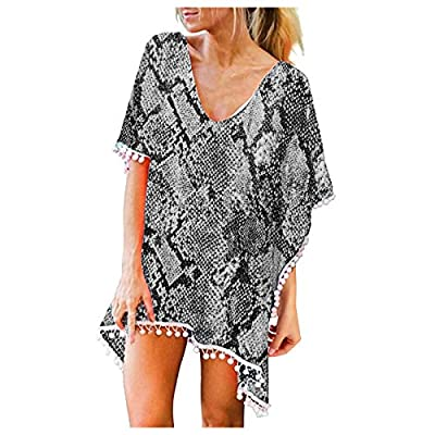 ❀Material: Flexible, durable and breathable fabric. ❀Occasion: Best Holiday Gifts for Mom, Wife, Girlfriend or Women You Love. Perfect for Tropical Vacations, Summer, Beach & Pool, Honeymoon, Cruise. ❀Garment Care: Regular Wash. Recommend with Cold W...