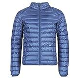 Jott MAT Emblem Doudoune pour homme - Bleu - 38 W/33 L