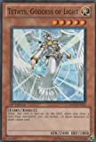 Yu-Gi-Oh! - Tethys, Goddess of Light (SDLS-EN010) - Structure Deck: Lost Sanctuary - 1st Edition -...