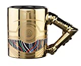 Meta Merch Star Wars C-3PO Arm Mug Gold Finish