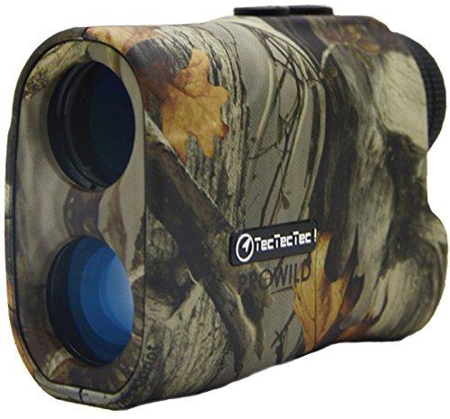 TecTecTec ProWild Hunting Rangefinder - 6x24 Laser Range...