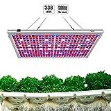 Relassy Lampe de Plante, 300W Lampe LED Horticole Floraison Lampe de...