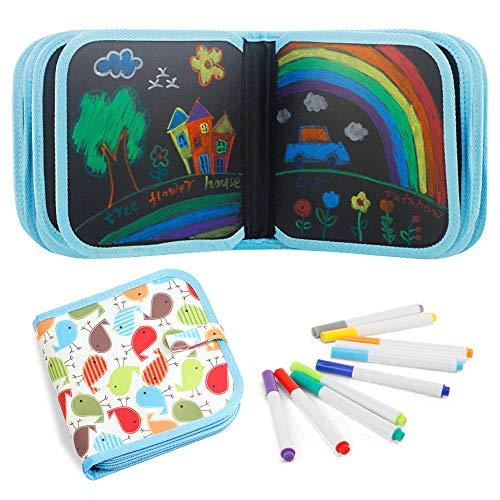 FOONEE Enfant Doodle Planches, Enfant Dessin Livre, Peinture Ecriture...