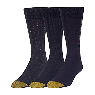 Fits shoe size 12-16 Aquafx moisture control keeps feet dry and comfortable Made with premium ultra soft rayon yarn Long lasting reinforced toe Big and tall extended size socks; 3 pair pack