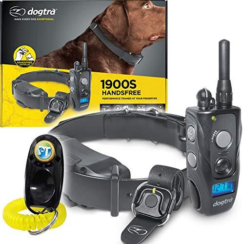 Dogtra 1900S HANDSFREE Remote Training Collar -...