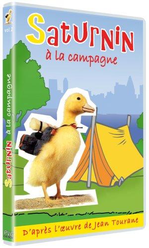 Vol. 2 : Saturnin à la Campagne
