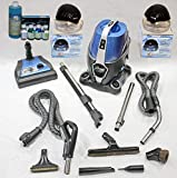 Sirena Vacuum Exclusive Royal Line Pro Ultra Deluxe Bonus Package w/2 Exclusive Extra Air Purifiers