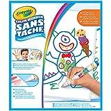 Crayola - Recharge pages blanches Color Wonder - Coloriage magique -...