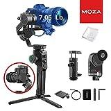 MOZA AirCross 2 Professional Kit Stabilisateur Portable avec Moteur iFocusM pour...