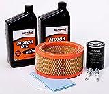 Generac Preventative Maintenance Kit with 10W30 Oil for GT530cc 10kW HSB