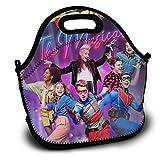 XCNGG Dan-Ger Hen-Ry Lunch Bags Custom Bento Tote Paquete de caja de picnic portátil Mochila para la oficina de la escuela