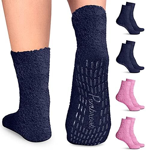 Pembrook Non Skid Socks - Hospital Socks - Slipper Socks -...
