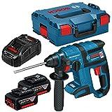 Bosch Professional Perforateur sans-fil SDS plus GBH 18 V-EC (18V, Force de...