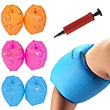 Corrines 7 Pack Kids Children Adult Swimming Arm Float Rings,PVC Arm Floaties Inflatable Swim Arm Bands Floater Sleeves Swimming Rings,