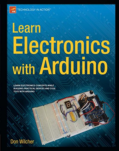 Learn Electronics with Arduino (Technology in Action)