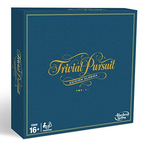 Hasbro Gaming Trivial Pursuit (Versión Española) (C1940105)