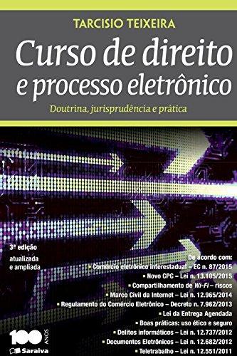 Curso de Direito e Processo Eletrônico