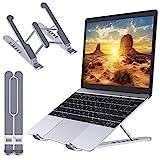 Babacom Support Ordinateur Portable, Support PC Portable Pliable et Ventilé, 6...