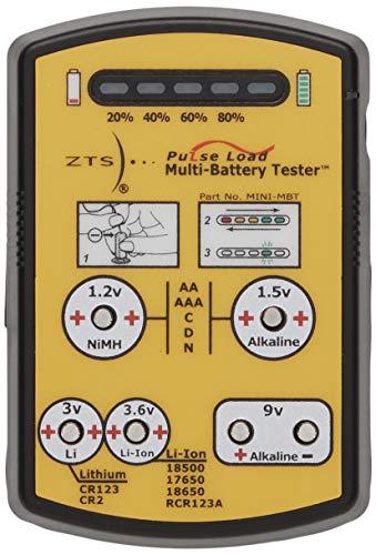 ZTS  Mini Multi-Battery Load Tester Mini-MBT
