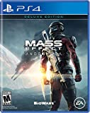 Mass Effect Andromeda Deluxe - PlayStation 4 (Video Game)