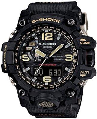 Casio G-Shock Mudmaster Mens Watch (Black)