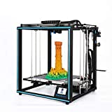 TRONXY X5SA 3D Printer DIY Kit Auto Leveling Filament Sensor Resume Print Cube Full Metal Square with 3.5 inch Touch Screen Large Printing Size 330x330x400MM