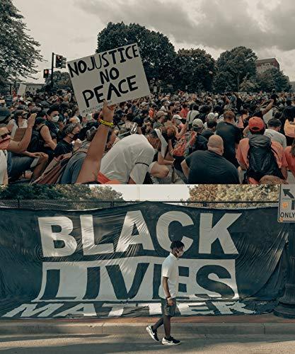 WFYOU 8-10 Pcs Black Lives Matter Bracelet Silicone Wristband Bracelets Black Rubber Bangle Bracelet