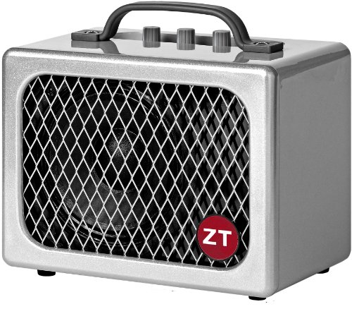ZT Amplifiers - Lunchbox Junior, small and mighty Guitar Amplifier, White