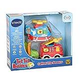 Vtech Tut Tut Bolides - 80-205805 - Coffret Trio Pompiers : LEO + GAETAN +...
