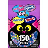 Assorted Halloween Candy Bag, Individually Wrapped Candies, 58 Ounce, 150 Count (Grocery)