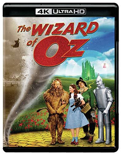 Wizard of Oz (4K Ultra HD + Blu-Ray + Digital)