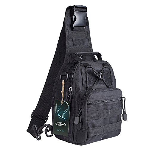 51b4bKEV FL - The 7 Best Tactical Shoulder Military Backpacks for Serious Adventurers