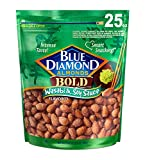 Blue Diamond Almonds, Wasabi & Soy Sauce, 25 Ounce (Grocery)