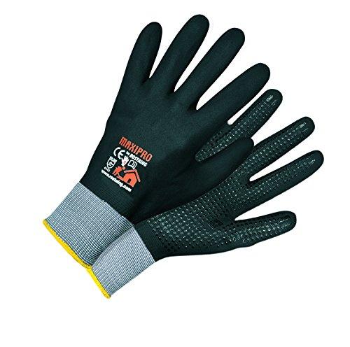 Rostaing MaxiPro/it08Guanti tutti lavori protezione integrale di mano, setole in palmo, resistente...