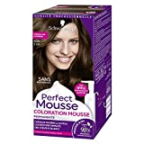 Schwarzkopf - Perfect Mousse - Coloration Cheveux Mousse Permanente sans...