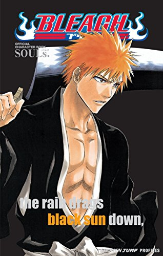 Bleach: souls. Official character book [with stickers]