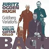 Goldberg Variations, BWV 988: Aria da capo (Arr. for Violin, Guitar & Cello by...