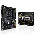 ASUS TUF B450-PLUS GAMING – Carte mère gaming AMD B450 au format ATX avec...