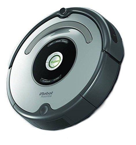 iRobot Roomba 650 Automatic Robotic Vacuum (Renewed)