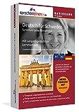 Deutsch für Schweden Basiskurs, PC CD-ROM Deutsch-Sprachkurs mit Langzeitgedächtnis-Lernmethode. Niveau A1/A2