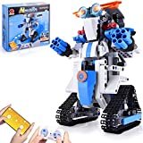 STEM Toys for Kids Remote & APP Controlled Robots Learning & Education Toys Science Kits for Kids STEM Projects for Kids Ages 8-12