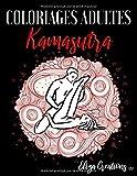 Coloriages Adultes kamasutra: Livre Anti stress Mandala   Livre Kama Sutra Illustré...