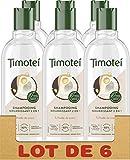 Timotei Shampooing Femme 2en1 Nourrisant Huile de Coco, Nourrit et Démêle, Cheveux...
