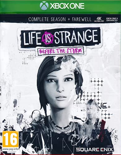 Life is Strange: Before the Storm Complete Season + Farewell (Xbox One)