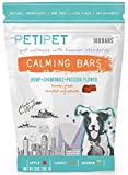 PETIPET Plant Based Calming Treats - Pet Stress & Anxiety Relief -...