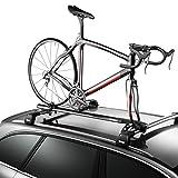 Thule Circuit Low-Profile Fork-Mount Bike Rack , Black