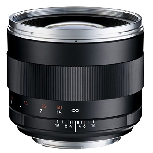 Carl Zeiss 単焦点レンズ PLANART1.4/85ZE(N) ブラック 822955