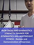 Iron Cross and Gymnastics Strength Trainer for Gymnastics and Bodyweight Fitness - Review and Demonstration of Exercises
