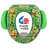 Nickelodeon Soft Potty Seat, TMNT'Heroes in A Half Shell', Green