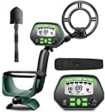 RM RICOMAXMetal Detector for Adults- IP68 Waterproof Metal Detector, High Accuracy, [All & Disc &...